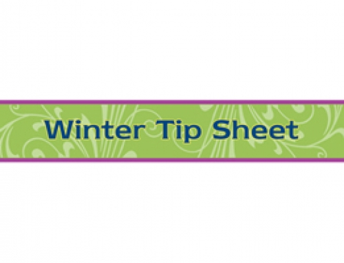 Winter Tip Sheet