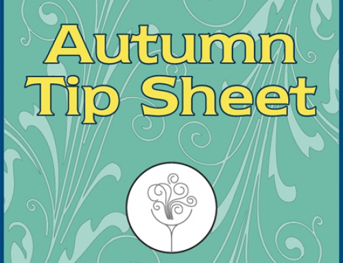 Autumn Tip Sheet