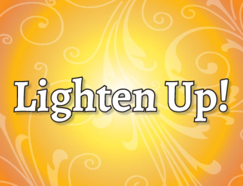 Lighten up! Resources for Troubled Times