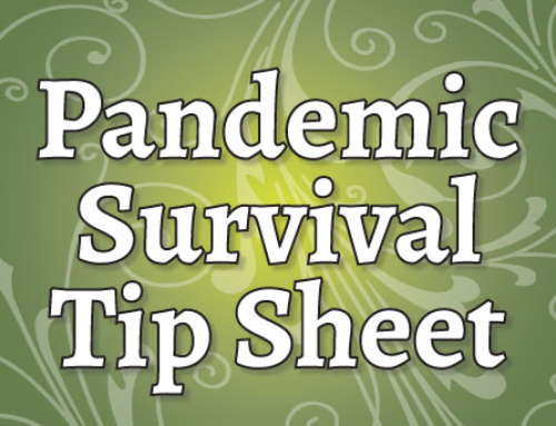 Pandemic Survival Tip Sheet