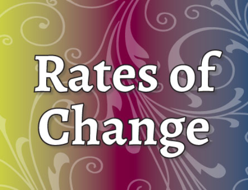 Rates of Change