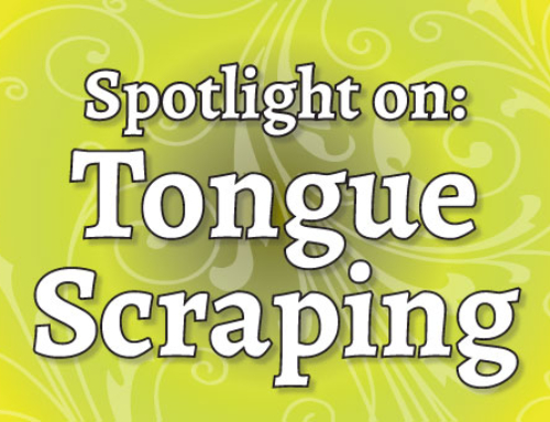 Tongue Scraping