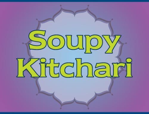 Soupy Kitchari