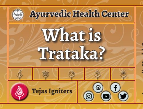 What is Trataka?